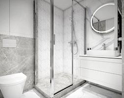 Łazienka, styl nowoczesny - zdjęcie od DEKA DESIGN - Homebook