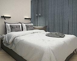 Sypialnia, styl nowoczesny - zdjęcie od DEKA DESIGN - Homebook