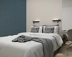 Sypialnia, styl minimalistyczny - zdjęcie od DEKA DESIGN - Homebook
