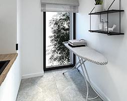 Projekt Domu - Garderoba, styl nowoczesny - zdjęcie od Klaudia Tworo Projektowanie Wnętrz - Homebook