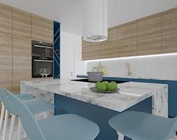 Kuchnia+-+zdj%C4%99cie+od+Klaudia+Tworo+Projektowanie+Wn%C4%99trz