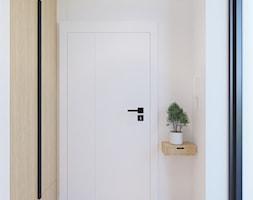 Projekt Domu - Hol / przedpokój, styl nowoczesny - zdjęcie od Klaudia Tworo Projektowanie Wnętrz - Homebook