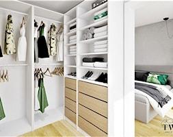 Garderoba+IKEA+-+zdj%C4%99cie+od+Klaudia+Tworo+Projektowanie+Wn%C4%99trz