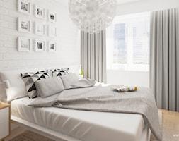 Sypialnia+-+zdj%C4%99cie+od+Klaudia+Tworo+Projektowanie+Wn%C4%99trz