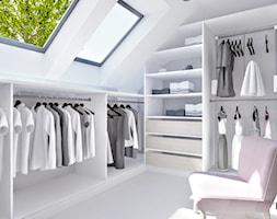 Garderoba+-+zdj%C4%99cie+od+Klaudia+Tworo+Projektowanie+Wn%C4%99trz