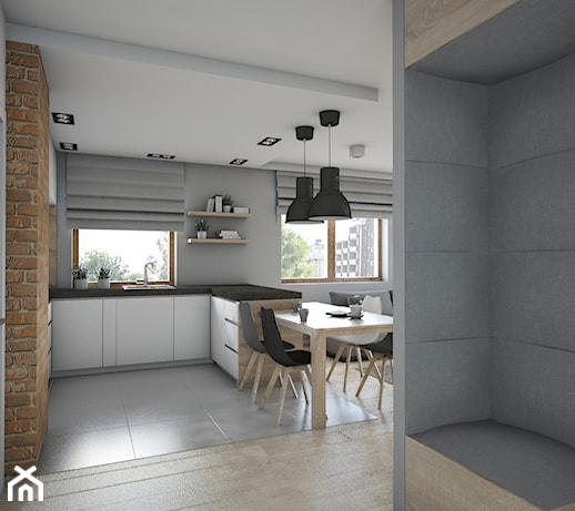 Kuchnia Z Salonem 20m2 Pomysły Inspiracje Z Homebook