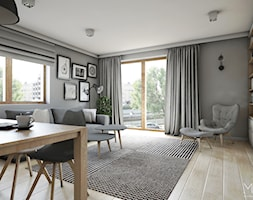 Salon+-+zdj%C4%99cie+od+Pracownia+Architektoniczna+Ma%C5%82gorzaty+G%C3%B3rskiej-Niwi%C5%84skiej
