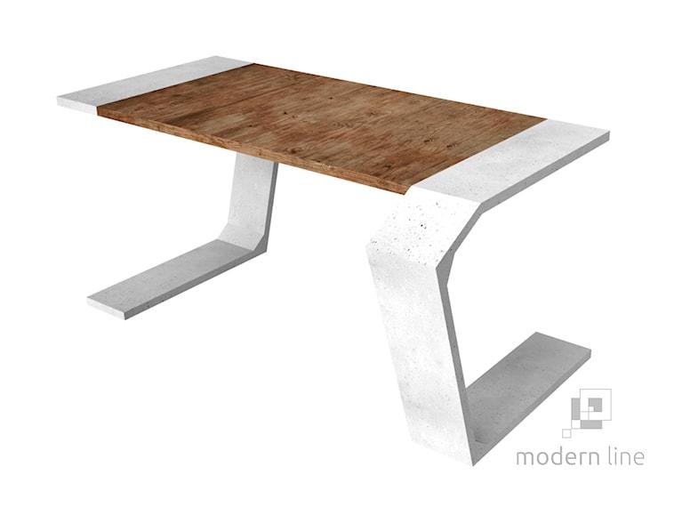 Meble Ogrodowe Z Betonu Architektonicznego :  Modern Line GRAVITY z betonu architektonicznego i drewna bukowego
