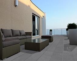 Płyta Tarasowa Longer - beton architektoniczny - zdjęcie od Modern Line