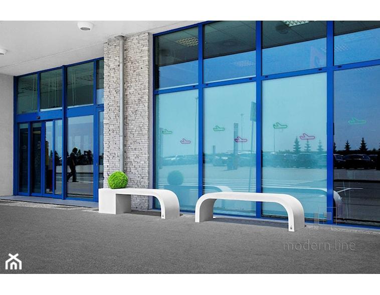 Meble Ogrodowe Z Betonu Architektonicznego : Modern Line HARMONY z betonu architektonicznego  Ławki ogrodowe