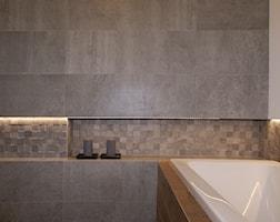 Łazienka styl Minimalistyczny - zdjęcie od GPT-ARCHITEKCI Maja Ginelli, Joanna Pietz-Tokarska