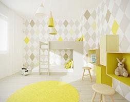 Pokój dziecka 001 - zdjęcie od MC _Pracownia Architektoniczna