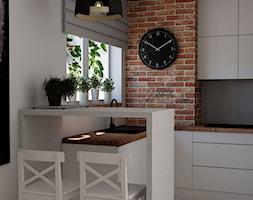 Kuchnia w Malborku - zdjęcie od Architekt wnętrz Agnieszka Nabakowska Nabak Design
