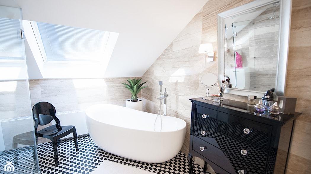 Aranżacja łazienki Na Poddaszu Jakich Błędów Nie Popełniać