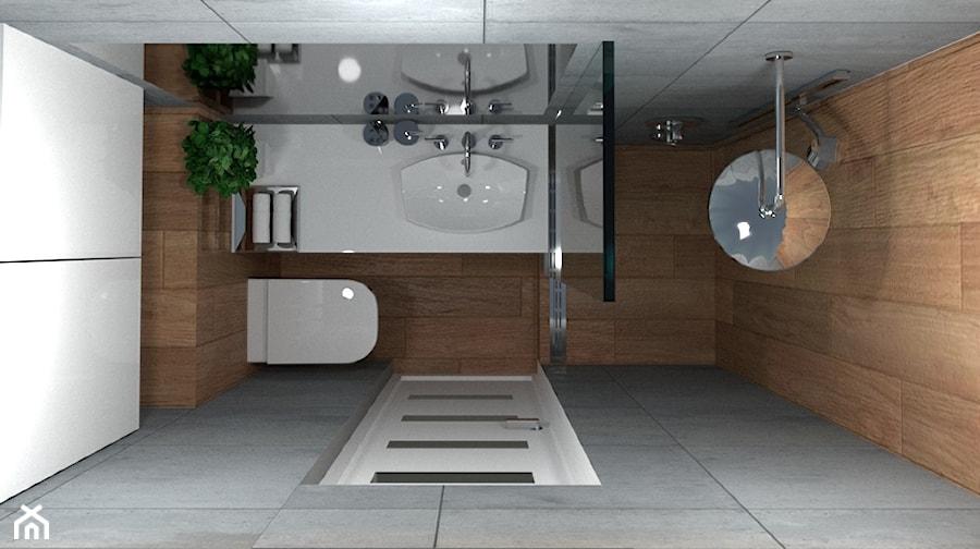 Mała łazienka 3m2 Zdjęcie Od Luxdesign Studio Wnętrz