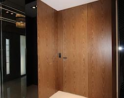 I LOVE EXCLUSIVE DESIGN - Średni brązowy hol / przedpokój - zdjęcie od LOFT ART Izabela Balbus