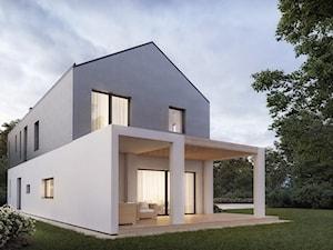 Projekty domów - House x14