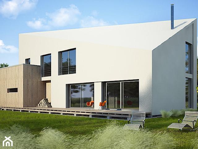 Projekty domów - House x08