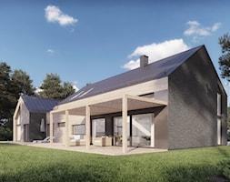 Projekt domu House x15 - zdjęcie od Majchrzak Pracownia Projektowa - Homebook