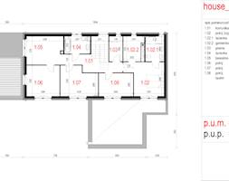House x14 - zdjęcie od Majchrzak Pracownia Projektowa - Homebook