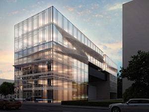 Budynek biurowy, Wrocław - koncepcja