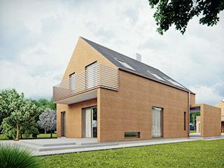 Projekty domów - House 12.1