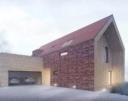 House x04 - zdjęcie od Majchrzak Pracownia Projektowa - Homebook