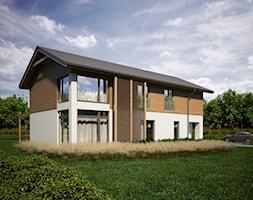 House 10.3 - zdjęcie od Majchrzak Pracownia Projektowa - Homebook