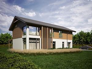 Projekty domów - House 10.3