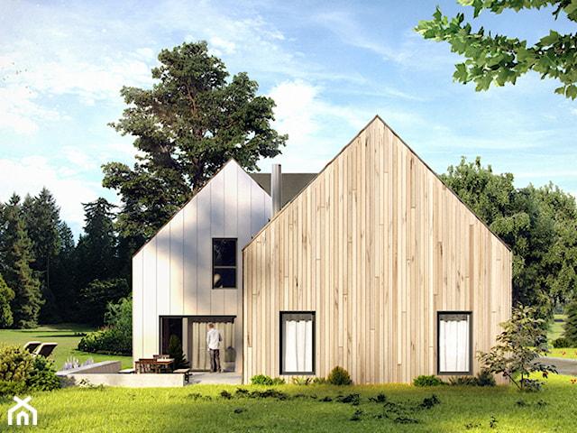 Projekty domów - House x09