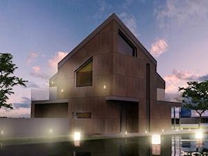 Projekty domów - House x21 - koncepcja