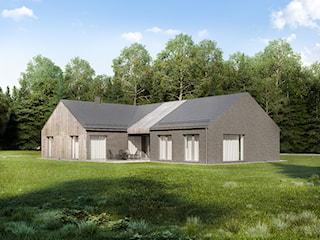Projekty domów - House x44
