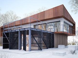 Projekty domów - House x07