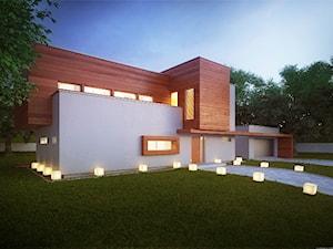 Projekty domów - House x02