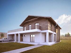Projekty domów - House 10.2