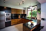 minimalistyczna kuchnia nowoczesna