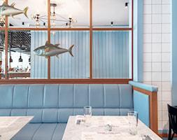 Seafood Station - Wnętrza publiczne, styl kolonialny - zdjęcie od SIKORA