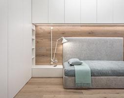 Carrara - Średni pokój dziecka dla chłopca dla nastolatka, styl minimalistyczny - zdjęcie od emDesign home & decoration - Homebook
