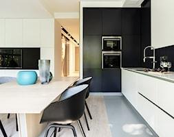 Kuchnia+-+zdj%C4%99cie+od+Anna+Maria+Soko%C5%82owska+Architektura+Wn%C4%99trz+(dawniej+Pracownia+Projektowa+Dragon+Art+)