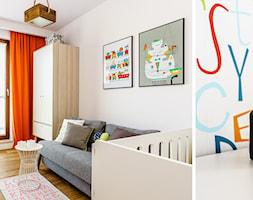 pokój dziecka - zdjęcie od Anna Maria Sokołowska Architektura Wnętrz (dawniej Pracownia Projektowa Dragon Art )