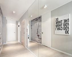 Hol / Przedpokój styl Nowoczesny - zdjęcie od Pracownia Projektowa Dragon Art Anna Maria Sokołowska