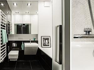 łazienka - zdjęcie od Anna Maria Sokołowska Architektura Wnętrz (dawniej Pracownia Projektowa Dragon Art )