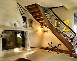 Policzkowe schody gięte. - zdjęcie od Jarosz-schody
