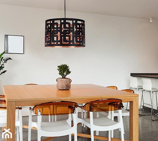 Lampa wisz ca modu mozaika l czarny zdj cie od powerage - Papeles de pared modernos ...
