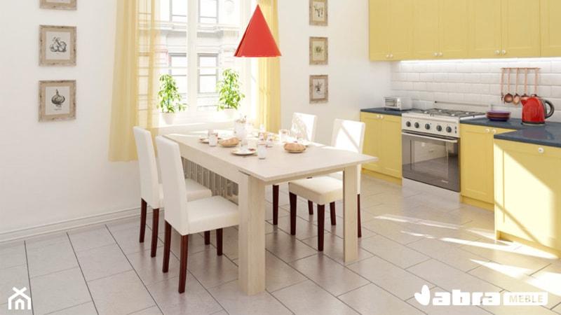 Stół Nora I Krzesła Oslo Zdjęcie Od Abra Meble Homebook