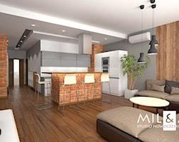 Kuchnia styl Industrialny - zdjęcie od Miliart Studio