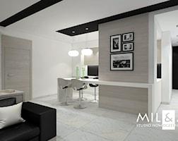 Jadalnia styl Glamour - zdjęcie od Miliart Studio
