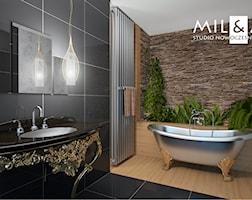 Łazienka styl Glamour - zdjęcie od Miliart Studio