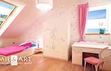 Pokój dziecka styl Vintage - zdjęcie od Miliart Studio