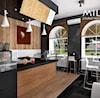Wnętrza publiczne styl Nowoczesny - zdjęcie od Miliart Studio